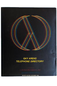 GAY AREAS TELEPHONE DIRECTORY