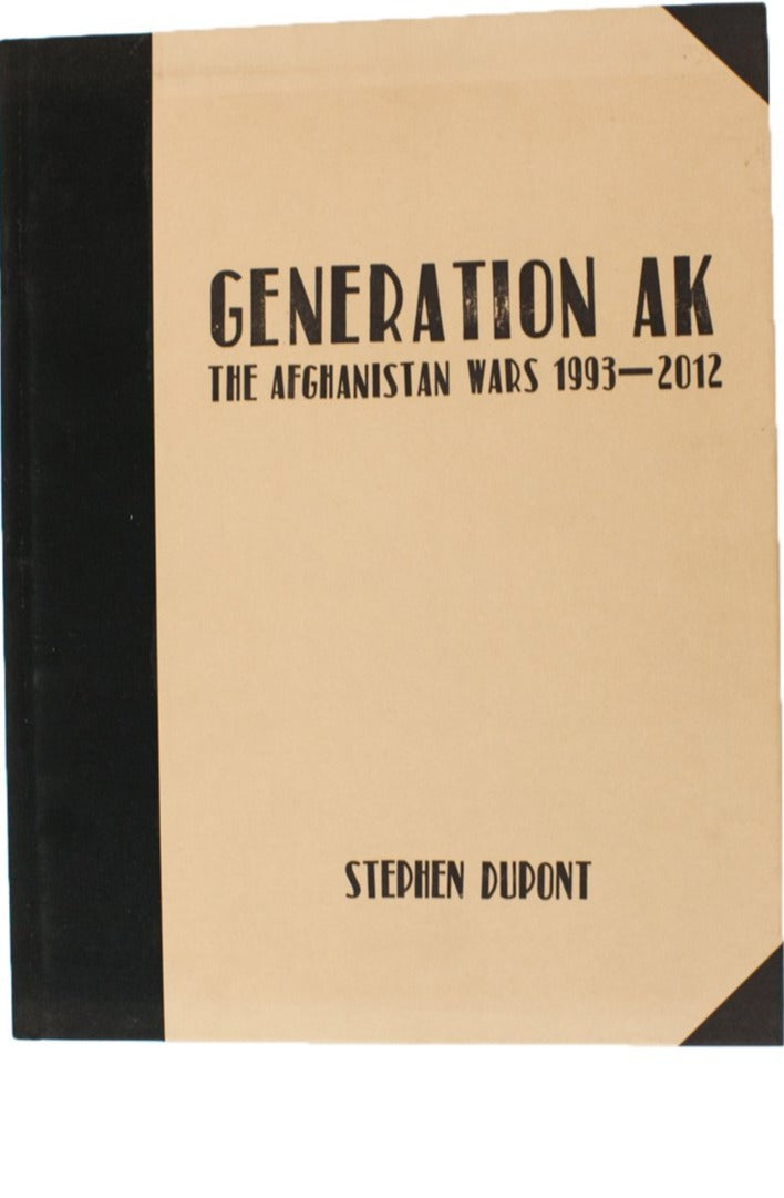 GENERATION AK | The Afghanistan Wars 1993-2012