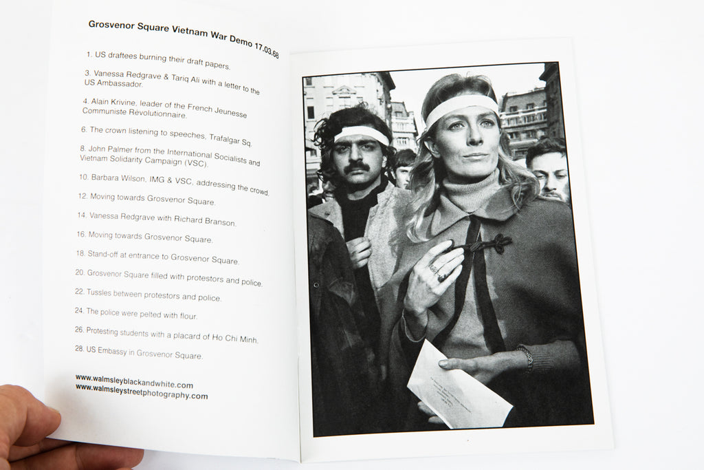 Load image into Gallery viewer, CRB | GROSVENOR SQUARE VIETNAM WAR DEMO 17|03|68