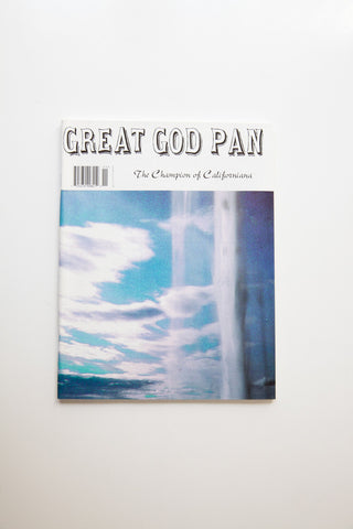Great God Pan issue #11