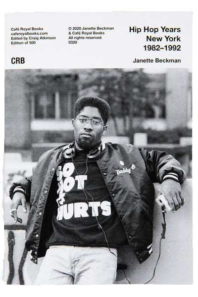 CRB | HIP HOP YEARS | New York 1982-1992