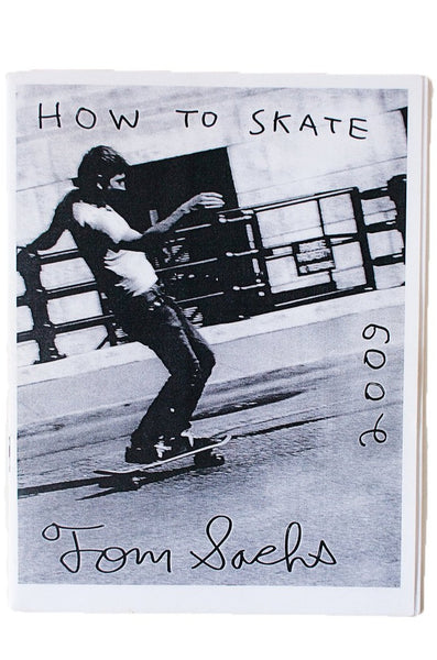 HOW TO SKATE
