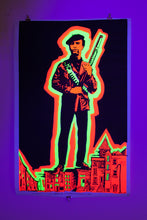 Load image into Gallery viewer, HUEY P. NEWTON | Vintage Blacklight Poster