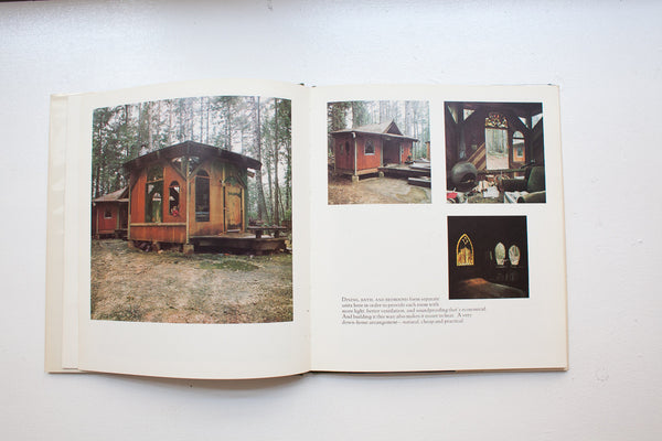 Handmade Houses - A Guide To the Woodbutcher's Art