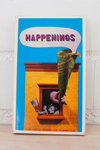 Happenings | An Illustrated Anthology