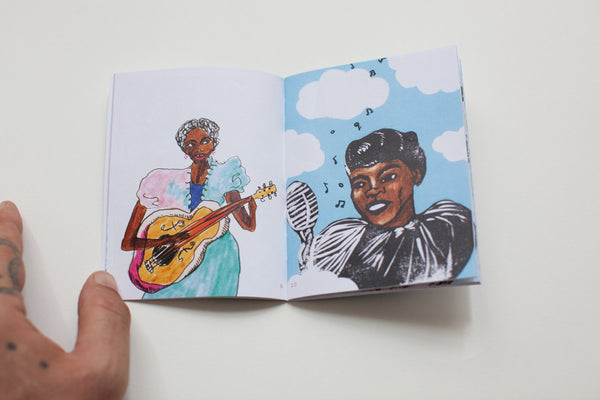 Hey Lady! Issue 5 | Sister Rosetta Tharpe