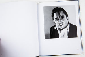 JOHNNY CASH | Photographs by Leigh Wiener