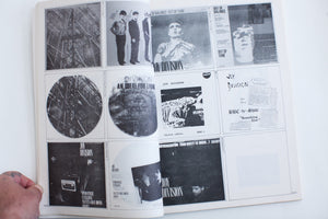 JOY DIVISION NEW ORDER | A History in Cuttings