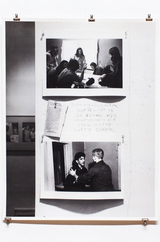 LARRY CLARK | 1962–1990 at Luhring Augustine