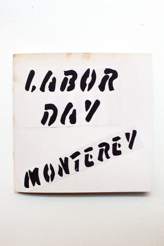 Labor Day Monterey