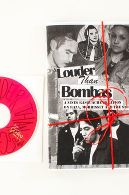 Louder Than Bombas with CD