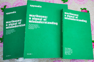MARIJUANA | A SIGNAL OF MISUNDERSTANDING with Appendix 1 and 2