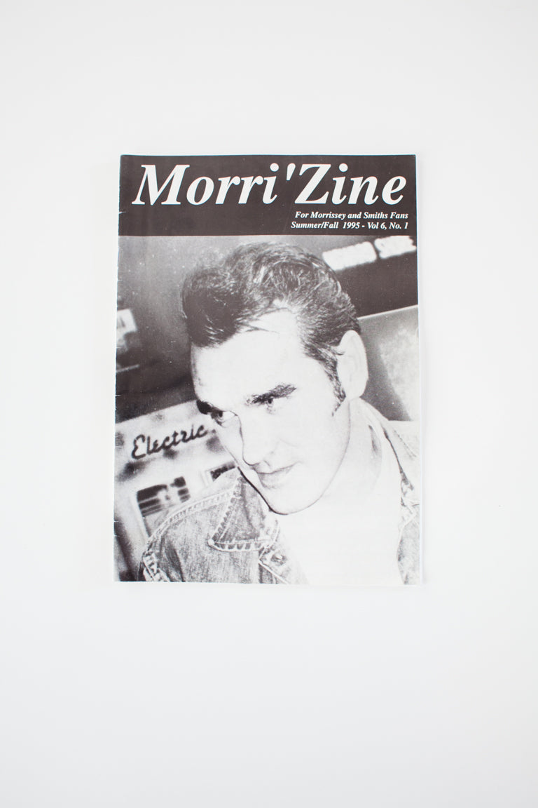 Morri Zine | Summer-Fall 1995