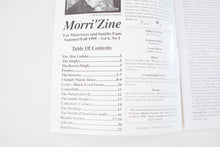 Load image into Gallery viewer, Morri Zine | Summer-Fall 1995