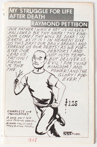 Raymond Pettibon | My Struggle For Life After Death