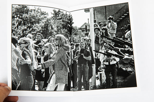 CRB | PEOPLE'S PARK BERKELEY RIOTS 1969