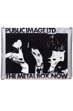 Load image into Gallery viewer, PUBLIC IMAGE LTD | The Metal Box Now | Vintage Poster