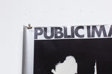PUBLIC IMAGE LTD | The Metal Box Now | Vintage Poster