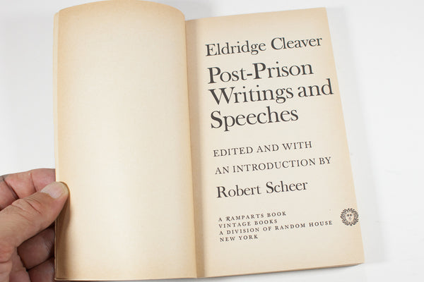 POST-PRISON WRITINGS AND SPEECHES