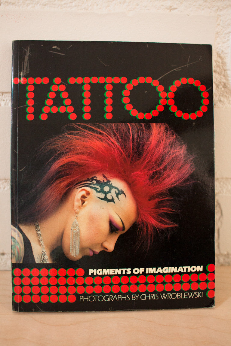 Tattoo | Pigments Of imagination