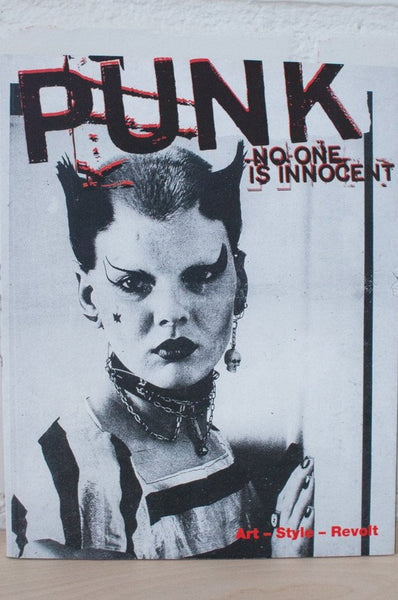 Punk. No One Is Innocent | Art - Style - Revolt