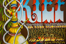 Load image into Gallery viewer, RICK GRIFFIN | A PUFF OF KIEF Poster