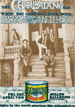 Load image into Gallery viewer, RICK GRIFFIN | THE CHARLATANS and CANNED HEAT Postcard