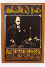 Load image into Gallery viewer, RICK GRIFFIN | CHARLATANS with THE YOUNGBLOODS Postcard