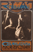 Load image into Gallery viewer, RICK GRIFFIN | CHARLATANS with THE 13th FLOOR ELEVATORS Postcard