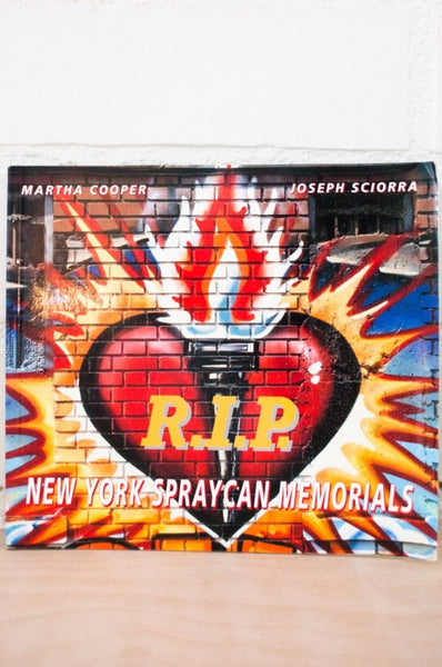 R.I.P : New York Spraycan Memorials