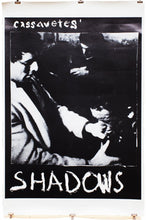 Load image into Gallery viewer, JOHN CASSAVETES | SHADOWS | Vintage Movie Poster