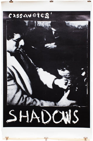 JOHN CASSAVETES | SHADOWS | Vintage Movie Poster