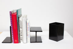 Load image into Gallery viewer, BOOKEND | Steel Architectural  Extrusion | I-Beam