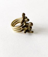 Load image into Gallery viewer, JACK BOYD | Bronze Spore Ring