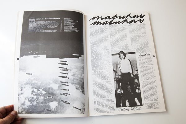 Search & Destroy #1-6 | The Complete Reprint | The Authoritative Guide To Punk Culture