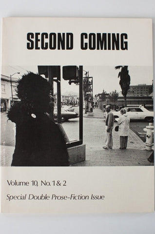 Second Coming Vol. 10, No. 1 & 2