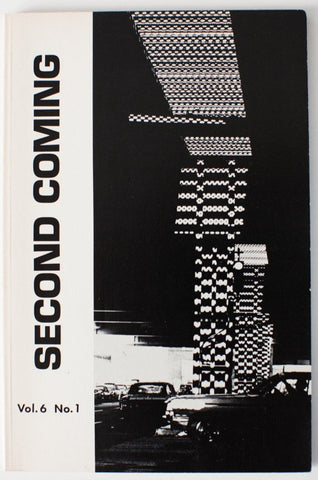 Second Coming Vol. 6  No. 1