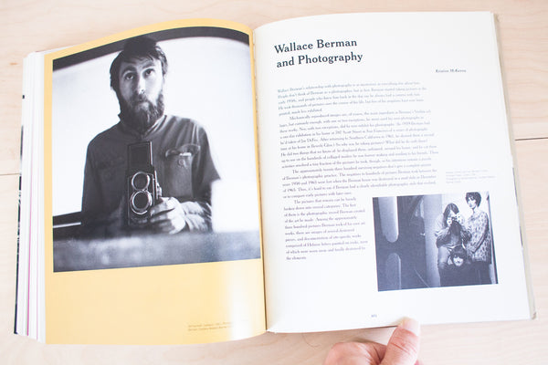 Semina Culture | Wallace Berman & His Circle (1st printing)