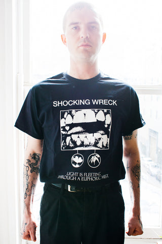 SHOCKING WRECK T-SHIRT | Brodie Kaman x These Days