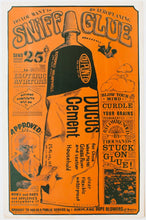 Load image into Gallery viewer, SNIFF GLUE | Vintage Poster
