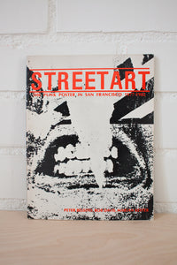 Streetart - The Punk Poster In San Francisco 1977-81