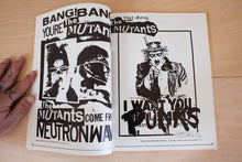 Load image into Gallery viewer, Streetart - The Punk Poster In San Francisco 1977-81
