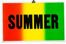 Load image into Gallery viewer, SUMMER | Poster