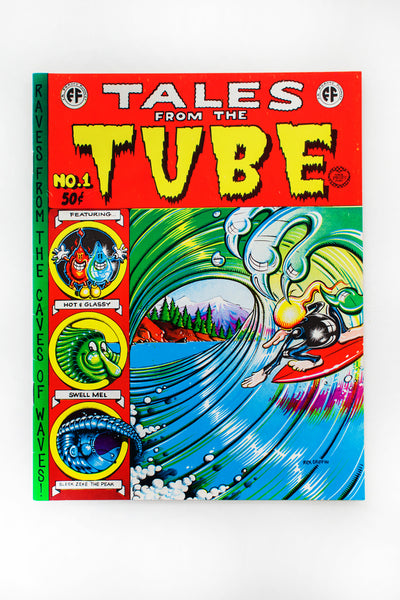 RICK GRIFFIN | TALES FROM THE TUBE