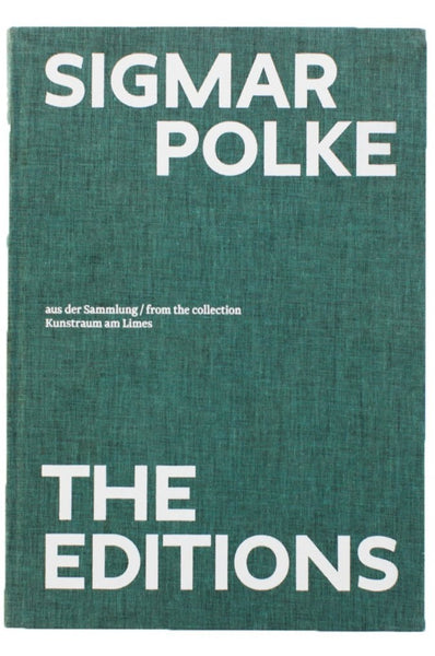 SIGMAR POLKE | THE EDITIONS