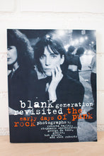 Load image into Gallery viewer, Blank Generation - The Early Days of Punk