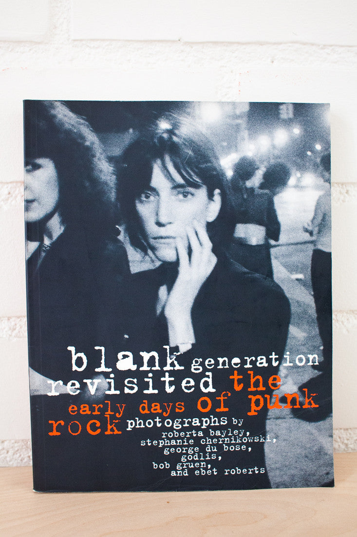 Blank Generation - The Early Days of Punk