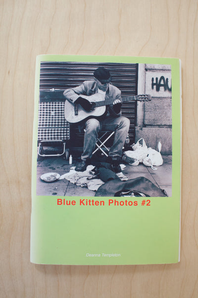 Blue Kitten Photos #1, 2, & 3