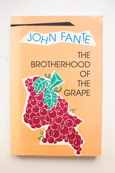 The Brotherhood Of The Grape