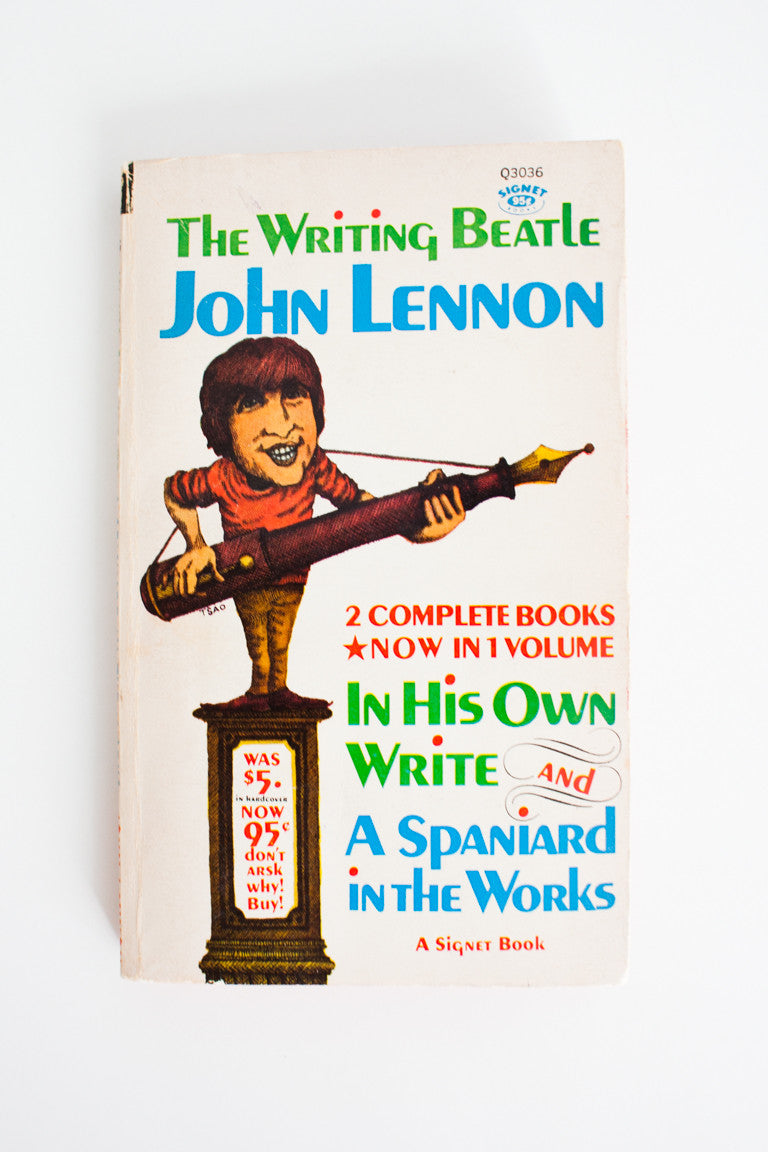 The Writing Beatle